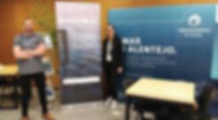 O Sines Tecnopolo esteve presente no European Maritime Day com o projeto BASEPOINT