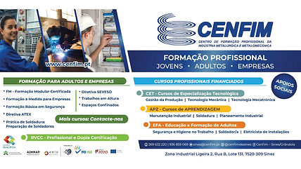 CENFIM tem inscrições abertas para o Ano Lectivo 2021/2022