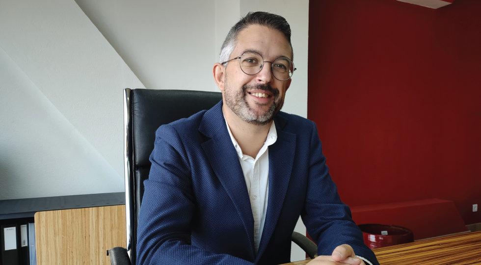 Tiago Santos é o novo diretor executivo do Sines Tecnopolo