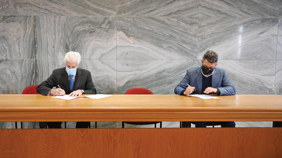 Sines Tecnopolo e a Comunidade Portuária e Logística de Sines (CPLS) assinam protocolo de cooperação