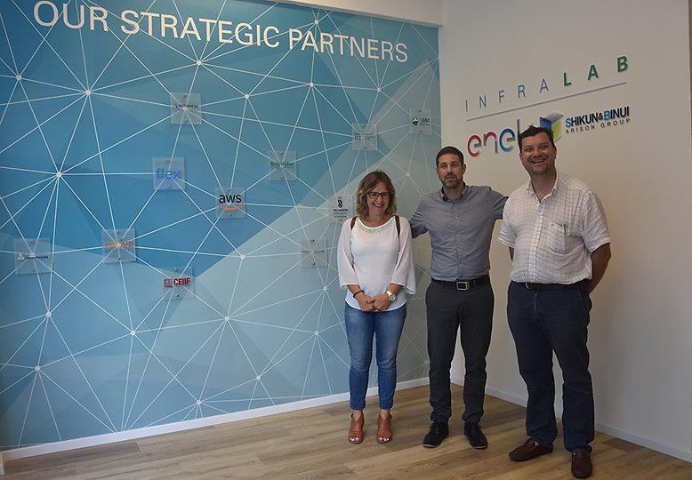 Sines Tecnopolo em ação de benchmarking em Israel
