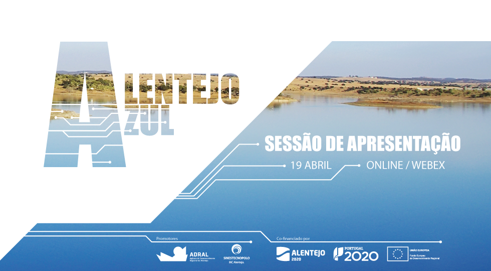 """Sessão de Apresentação do Projeto """"Alentejo Azul"""""""