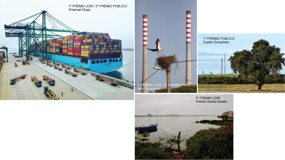 """A Associação Empresarial de Sines (AES) entrega prémios do Concurso de Fotografia sob o tema """"Indústria e Meio Ambiente"""""""