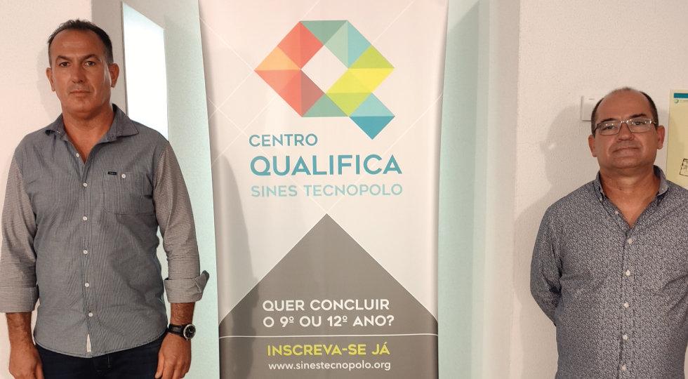 Mais dois candidatos certificados pelo Centro Qualifica