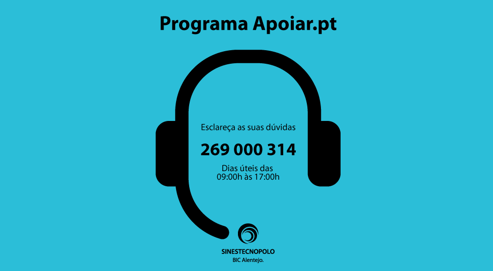 Sines Tecnopolo disponibiliza-se a ajudar os empresários na candidatura ao programa Apoiar.pt