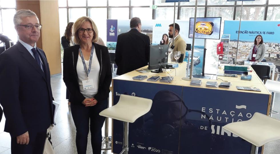 A Estação Náutica de Sines esteve presente no European Maritime Day