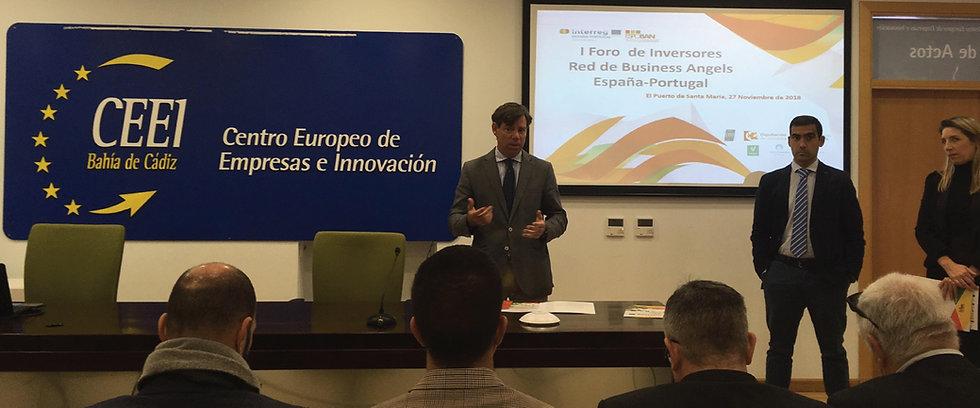 1º Fórum de investidores do projeto ESPOBAN