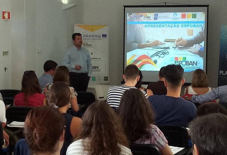 Sines Tecnopolo apresenta convocatória para empreendedores e investidores do projeto ESPOBAN