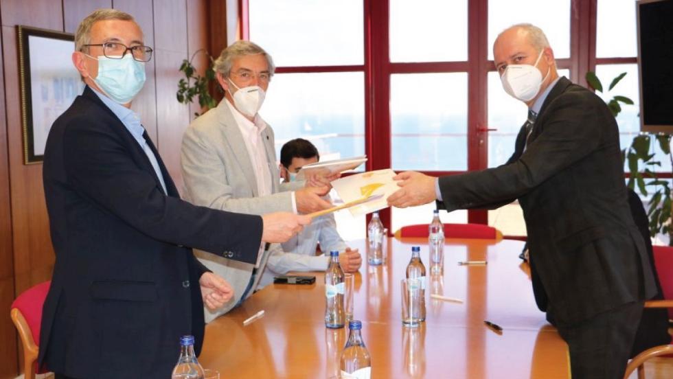 Porto de Sines reforça parceria com ensino superior e técnico-profissional