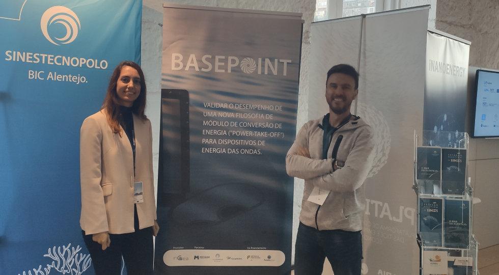 Projeto BASEPOINT na Business2Sea