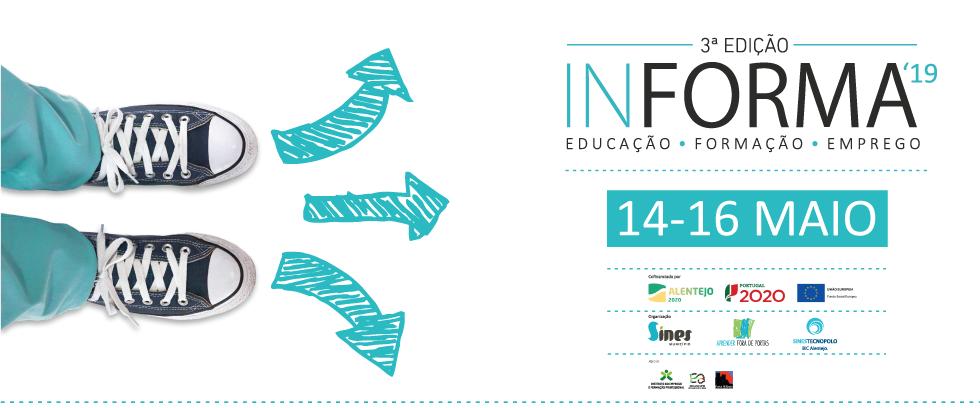 3ª edição da INFORMA destaca educação, formação e emprego