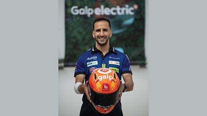 Galp acelera nas motas elétricas com patrocínio a André Pires no Mundial de MotoE