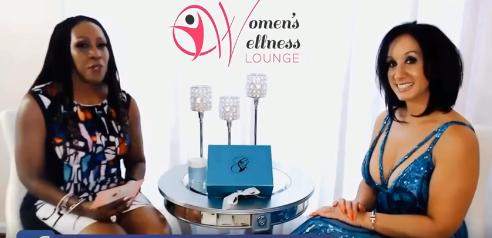 womens wellness lounge video screengrab.