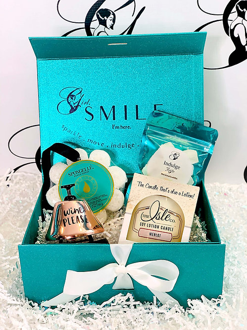 Be Still Self Care Gift Box
