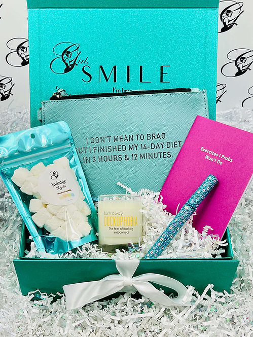 Let It Go & Laugh It Out Box