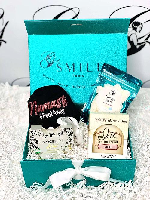 Be Still Self Care Gift Box