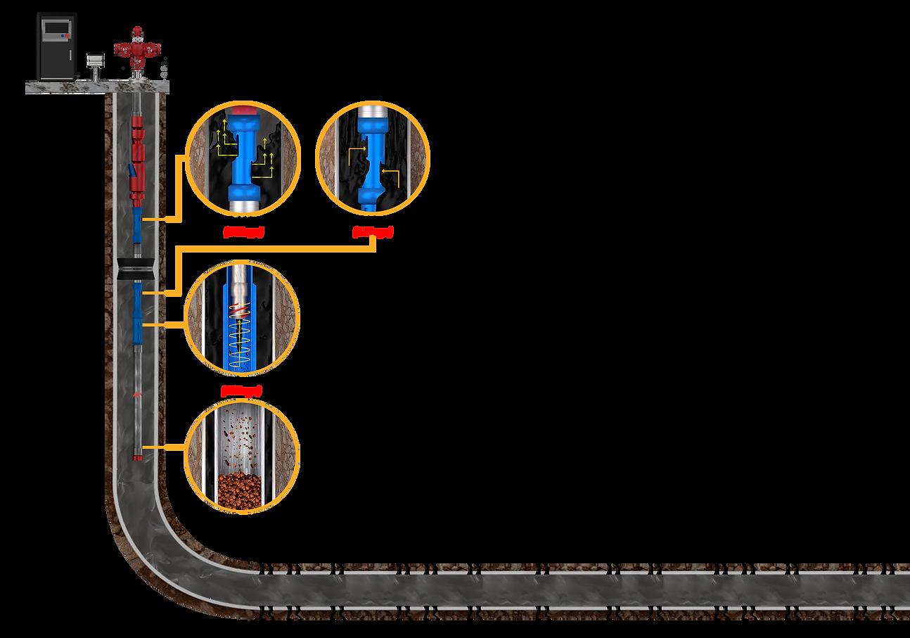 ESP Vortex Desander Diagram (Brochure) J