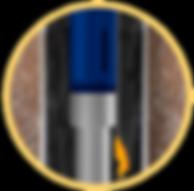 ESP Vortex Desander CAP process details.
