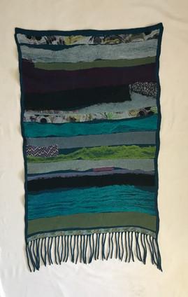 Seascape blanket