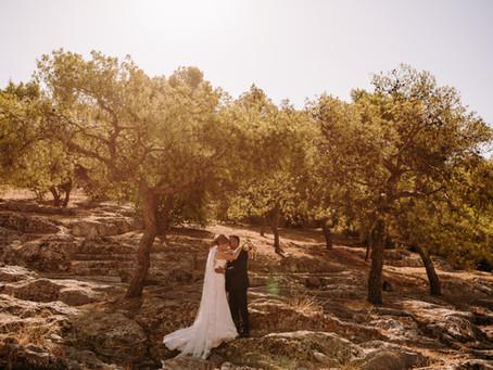 S + M - Bruiloft in Athene, Griekenland