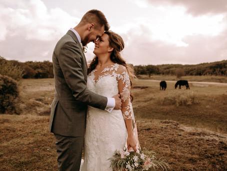 Harm + Annelotte // trouwen op Walcheren