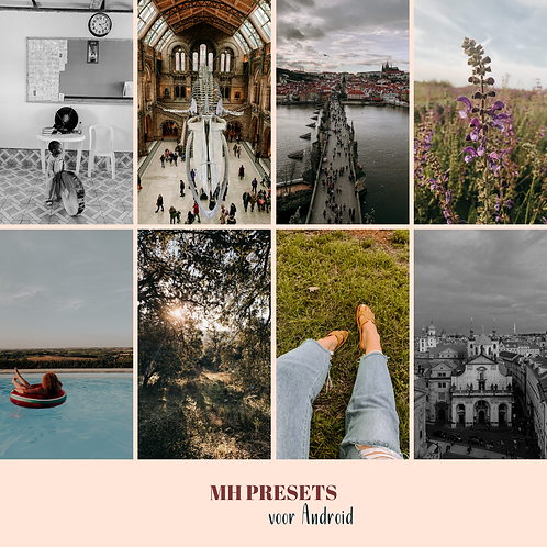 MH presets voor Android