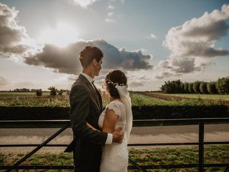 Joost + Madelinde // trouwen op het eiland Tholen