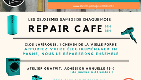 REPAIR CAFE Rochefort