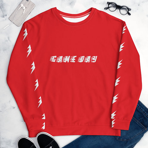 Gameday Red Sweatshirt