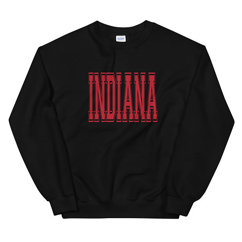 Indiana Retro Sweatshirt