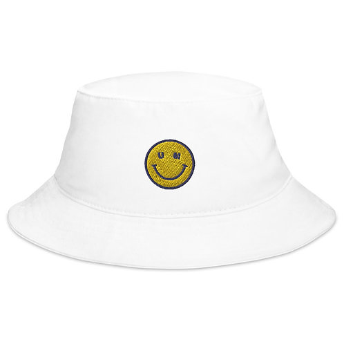 UM smiley bucket hat