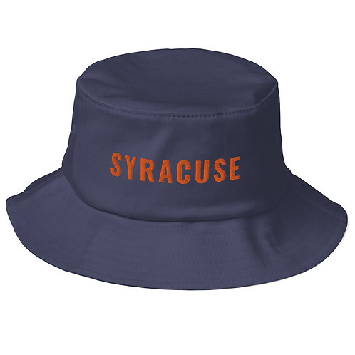 Syracuse Classic Bucket Hat