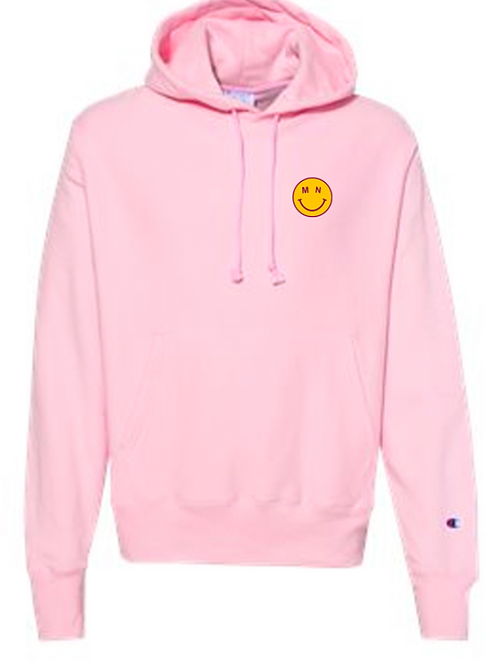 MN Smiley Champion Hoodie