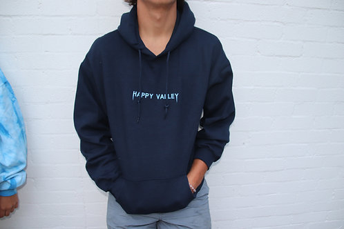 Happy Valley Embroidered Hoodie
