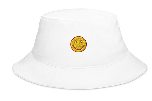 AZ Smiley Bucket Hat
