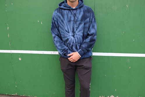 PSU Tie Dye Embroidered Sweatshirt