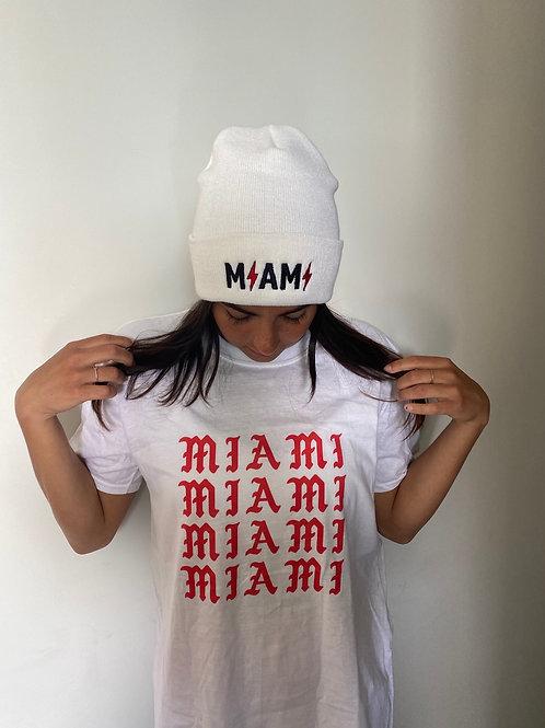 MiamiBolt Beanie