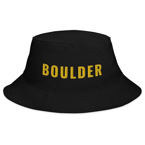 Boulder Classic Bucket Hat