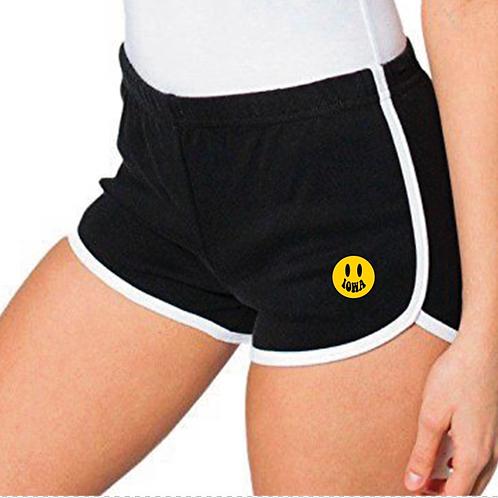 Iowa Smile Running Shorts