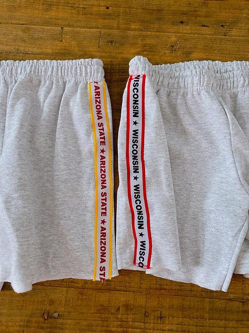 Banded Sweat Shorts