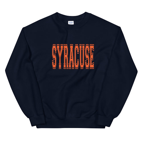 Syracuse Retro Sweatshirt