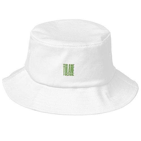 interrupted bucket hat -tulane