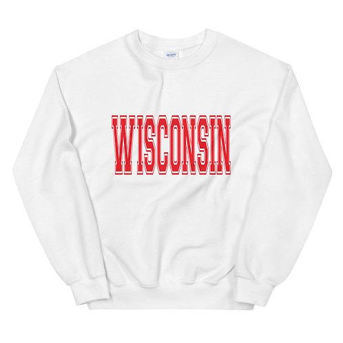 Wisconsin Retro Sweatshirt