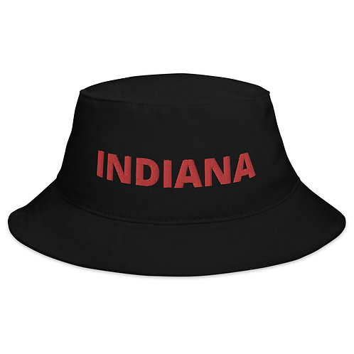 Indiana Bucket Hat