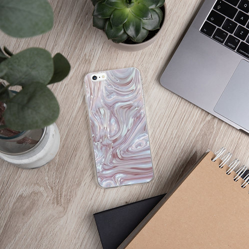 Ivory iPhone Case