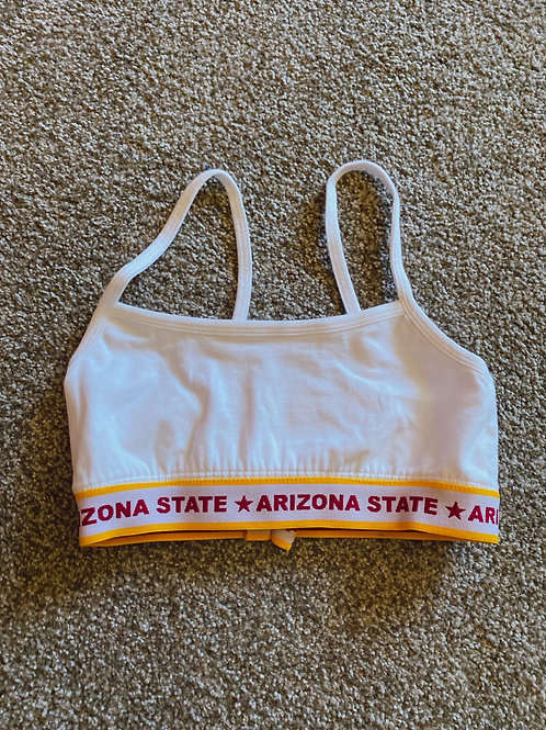 AZ State Banded Thin Strap Bandeau