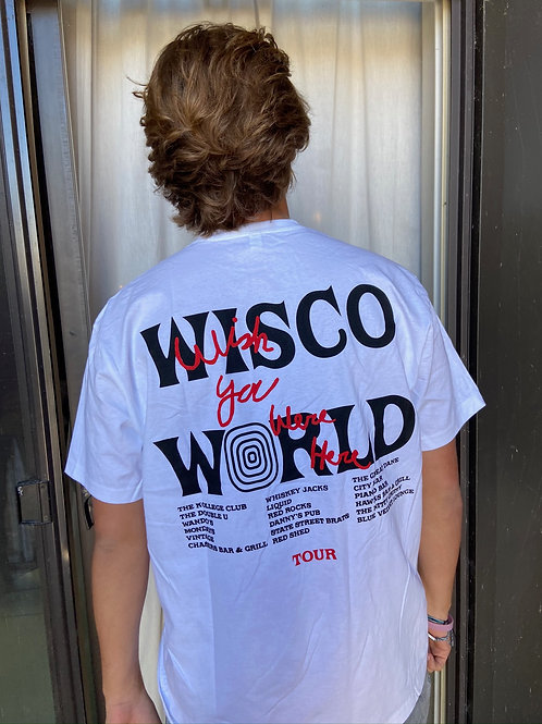 Wisco World Tee