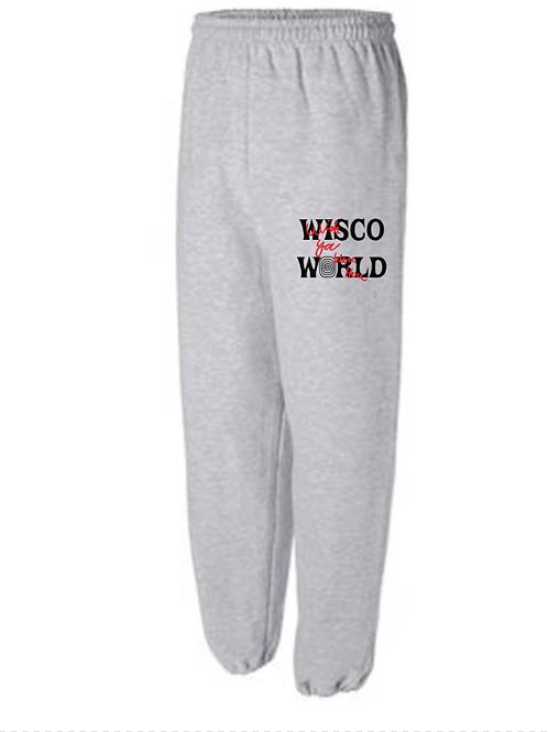 Wisco World Sweatpants