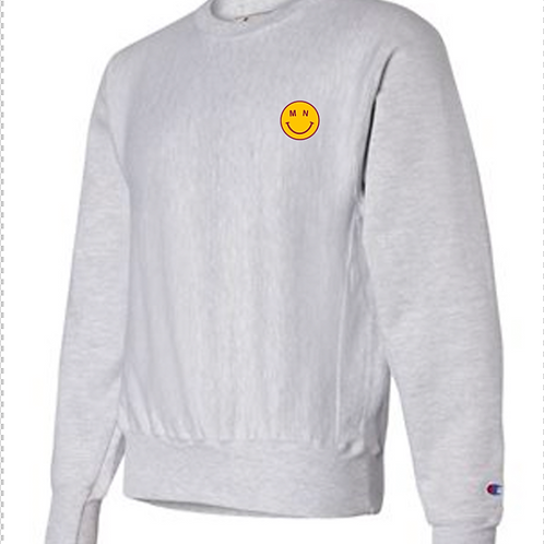 MN Embroidered Champion Crew