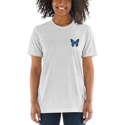 butterfly embroiderd t-shirt
